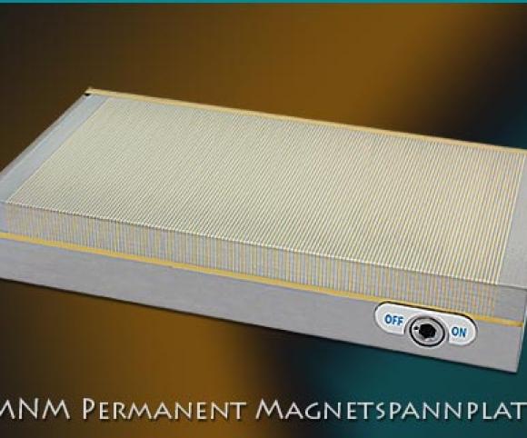 PMNM Permanent Magnetspannplatte