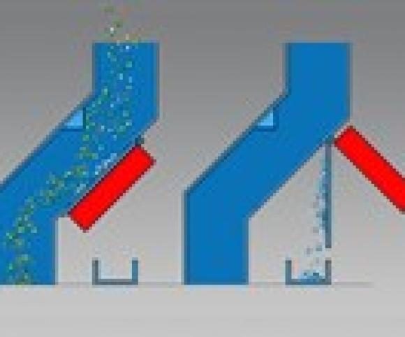 Schurrenmagnet Betrieb und Reinigung